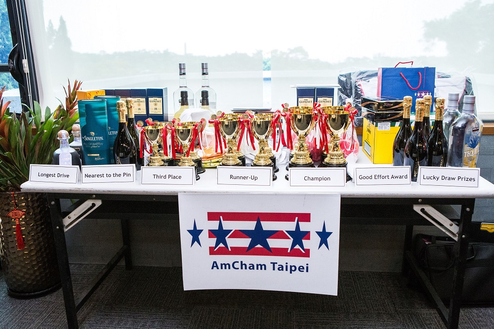 The Trophy Table